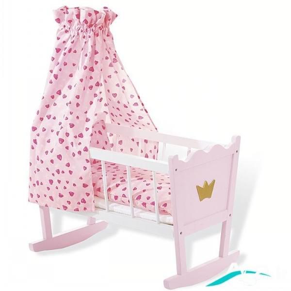 گهواره پایه کوتاه نوزادان