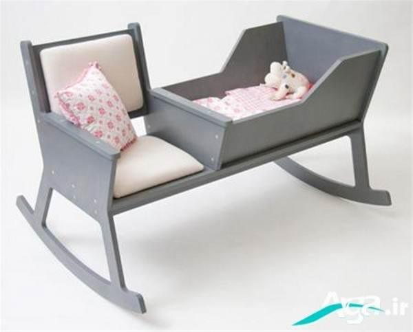 گهواره و صندلی نوزاد