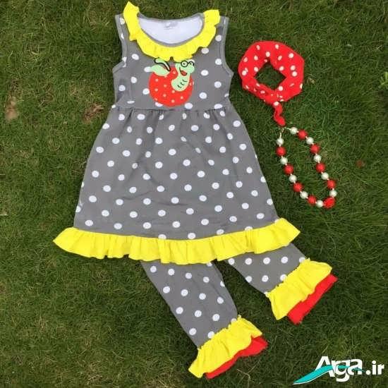 مدل لباس بچه گانه شیک و جدید