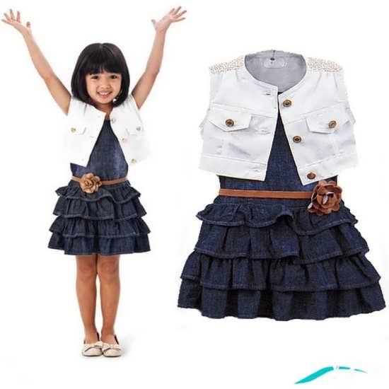 مدل لباس بچه گانه دختر 2016