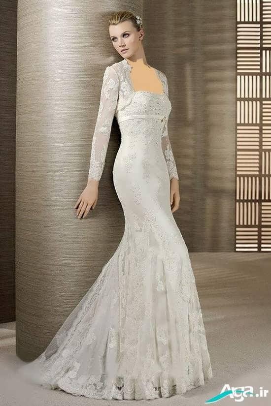 مدل لباس عروش زیبا و جدید