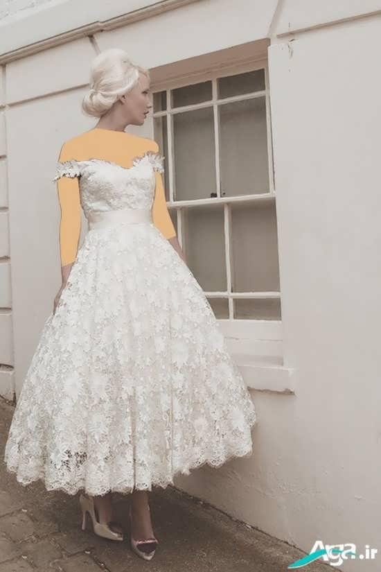 مدل های جدید لباس عروس کوتاه