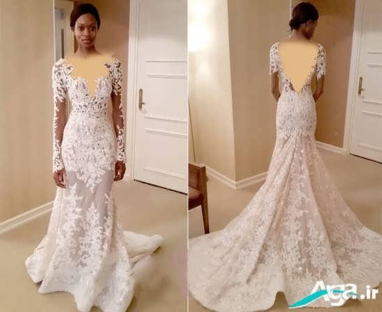 لباس عروس 2016 و مدرن