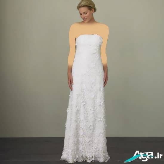 مدل های لباس عروس گیپور 2016