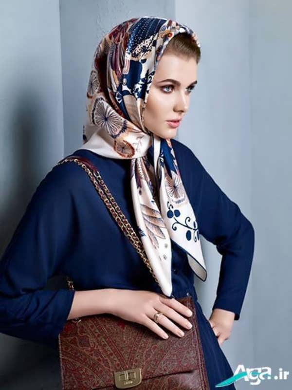 مدل روسری زیبا