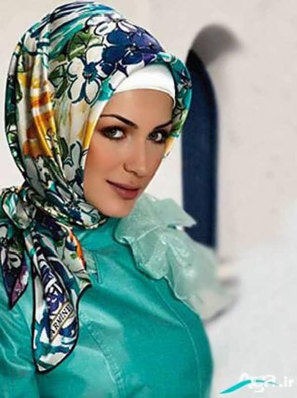 مدرن ترین روسری ها