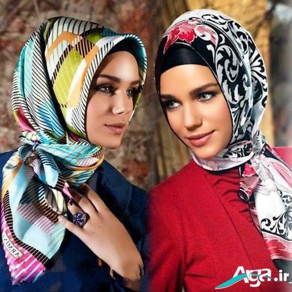 روسری دخترانه زیبا