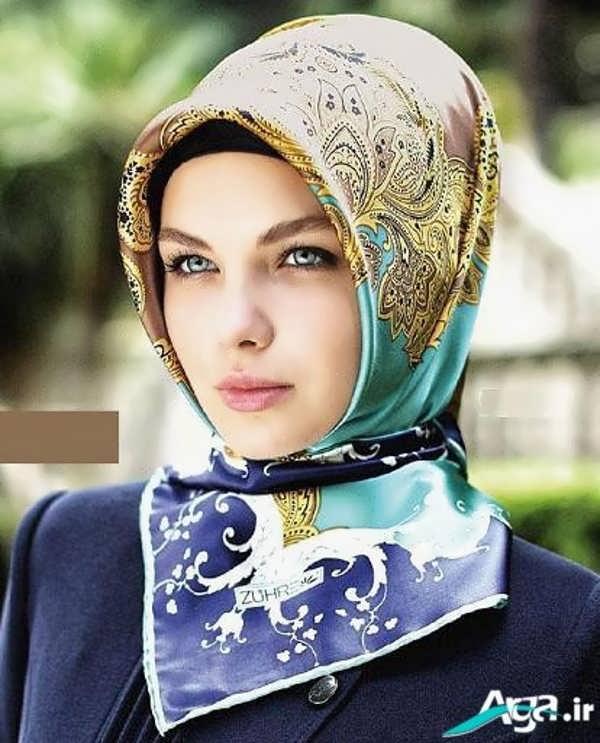 روسری طرح سنتی