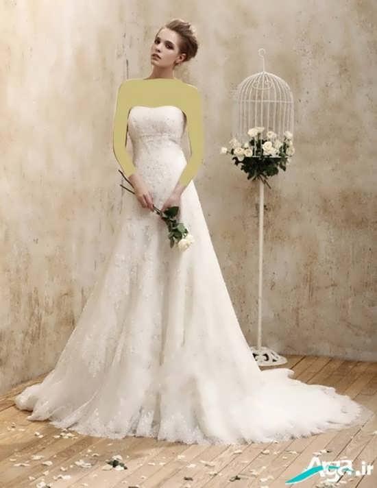 مدل لباس عروس اروپایی 2016 شیک و جذاب