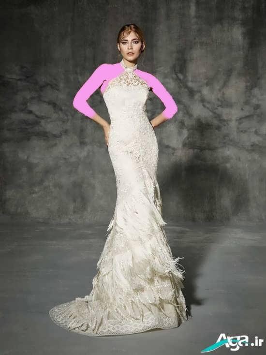 انواع مدل های متنوع و زیبا لباس عروس اروپایی 2016