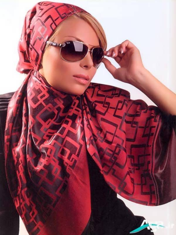 مدل شال و روسری زیبا