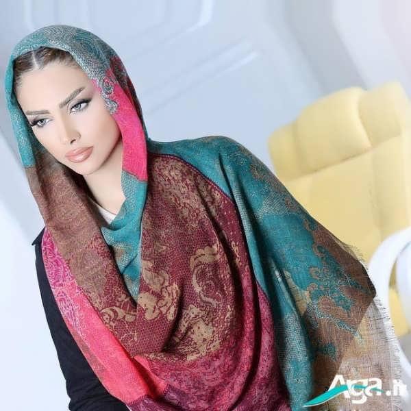 مدل شال سنتی زیبا