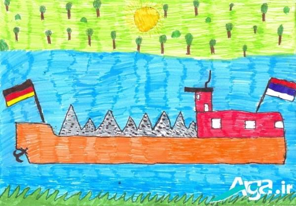 نقاشی کودکان باهوش