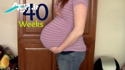 هفته 40 بارداری