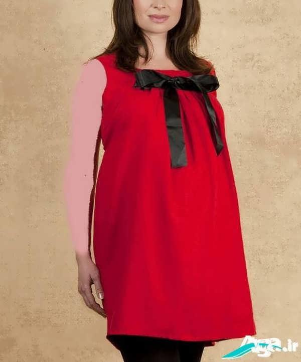 مدل سارافون زیبا قرمز