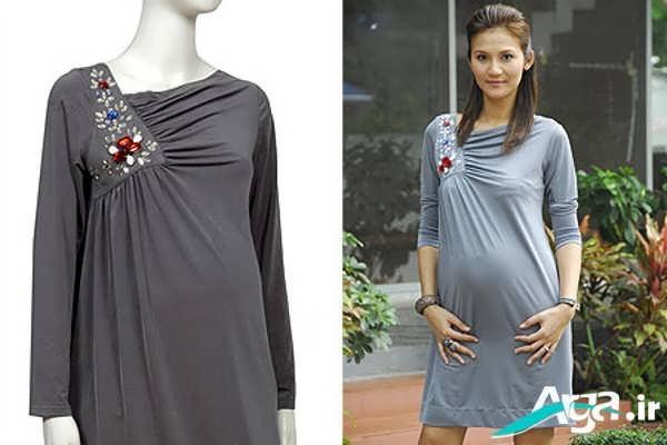 مدل سارافون بارداری جدید و زیبا