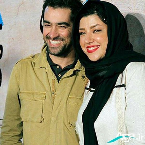 تصاویر شهاب حسینی و همسرش
