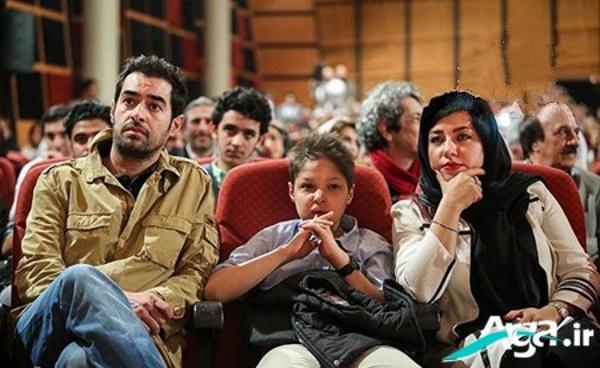 خانواده شهاب حسینی