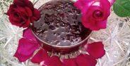 طرز تهیه مربای گل محمدی
