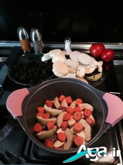 طرز تهیه تاس کباب به همراه نکاتی در برای طبخ بهتر