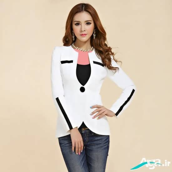 the model coat and pant for girl (8)