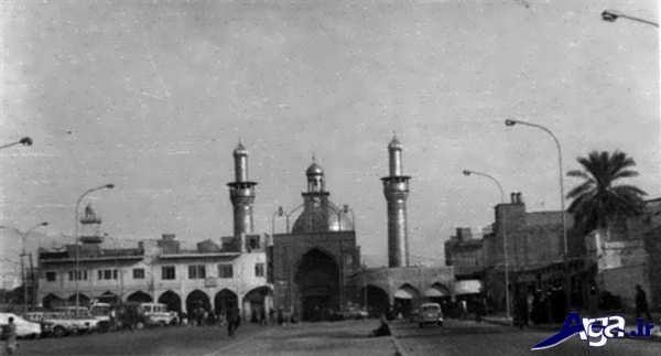 عکس قدیمی حرم امام حسین (ع)