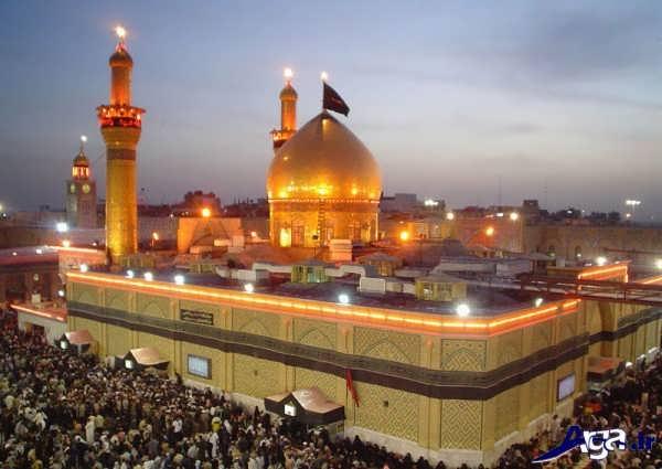 عکس حرم امام حسین (ع)