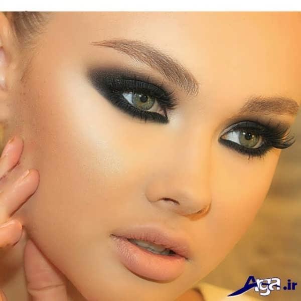 آرایش صورت به سبک عربی