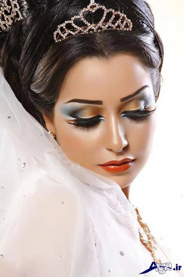 میکاپ عربی عروس