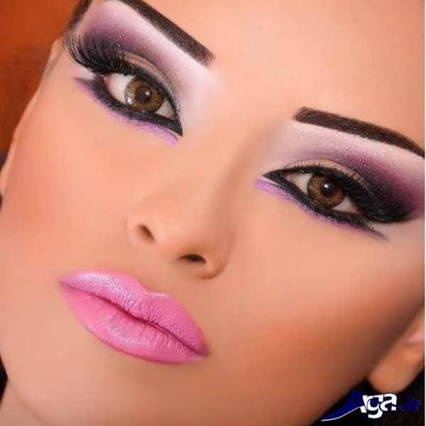 آرایش به سبک عربی