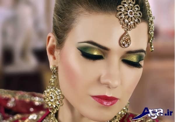 انواع مدل های متنوع آرایش عربی
