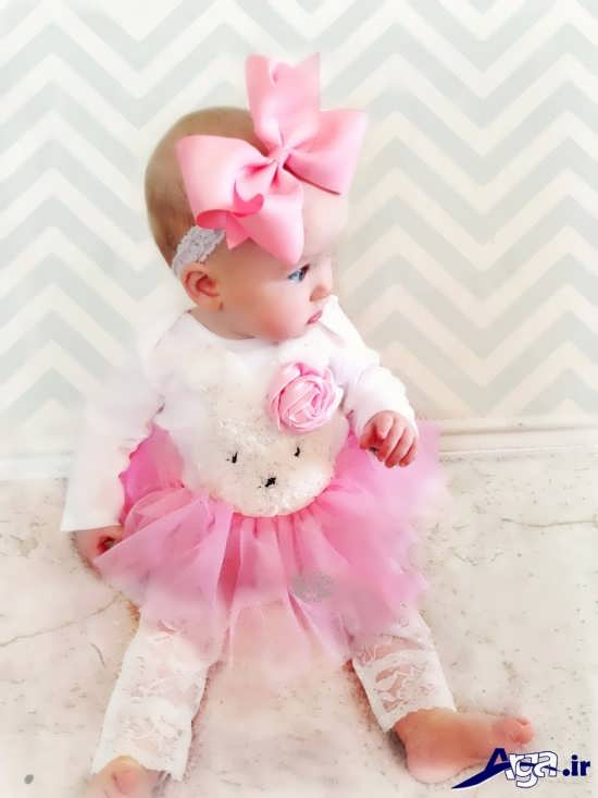 مدل های متنوع لباس نوزاد