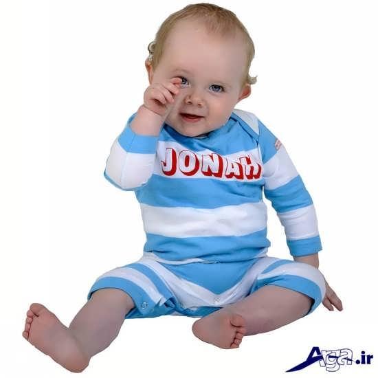 مدل ست بلوز و شورت نوزادی