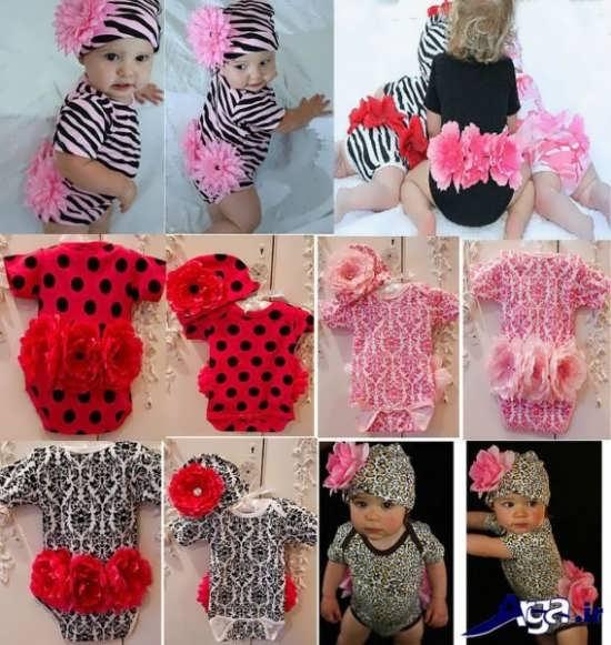 مدل لباس نوزاد 2016