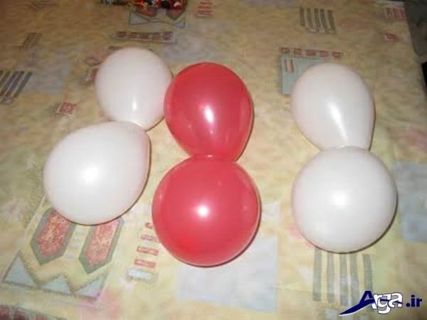 تزیینات بادکنک جشن تولد