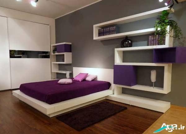 دیزاین اتاق خواب جدید
