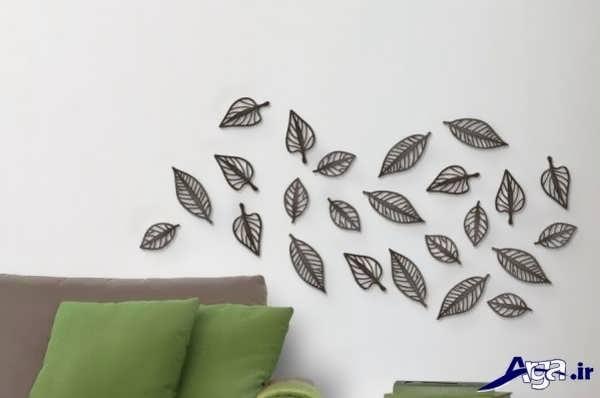 تزیین دیوار اتاق خواب جدید