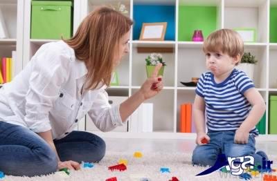 رفتار با کودک