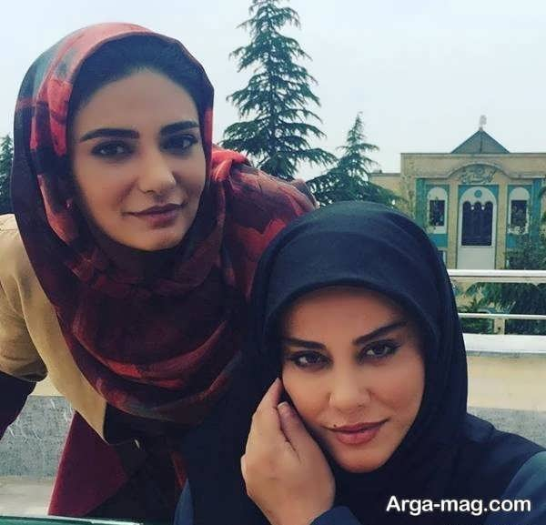 بیوگرافی آشا محرابی بازیگر ایرانی