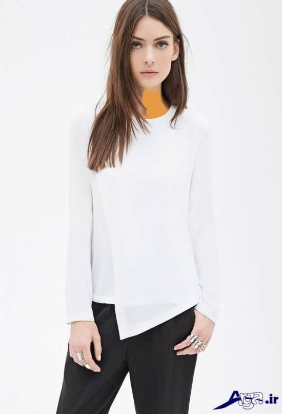 مدل بلوز دخترانه جدید و متفاوت با طراحی شیک و زیبا