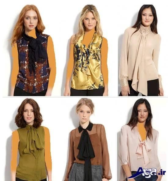 مدل بلوز دخترانه با طرح های متنوع و جدید