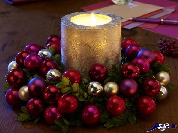 تزیینات شمع