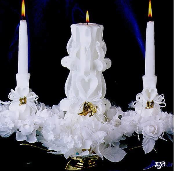 شمع آرایی جدید و زیبا