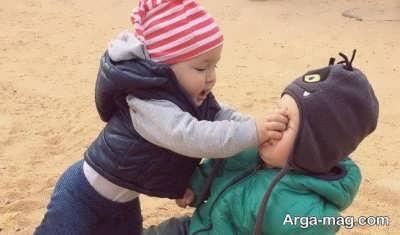 انواع پرخاشگری در کودکان