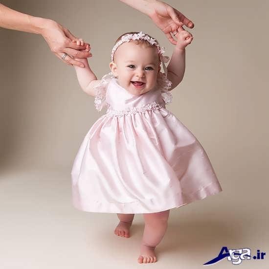 لباس مجلسی برای نوزادان