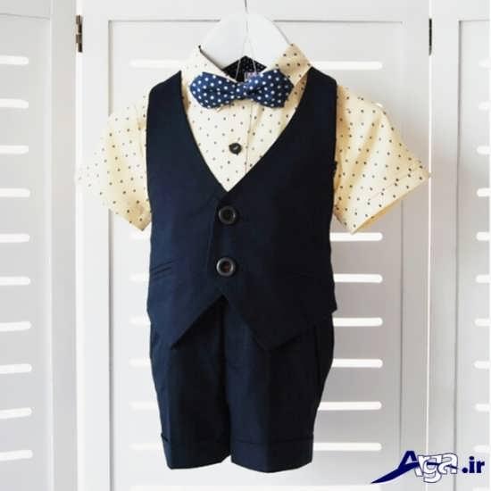 مدل لباس بچه گانه پسر