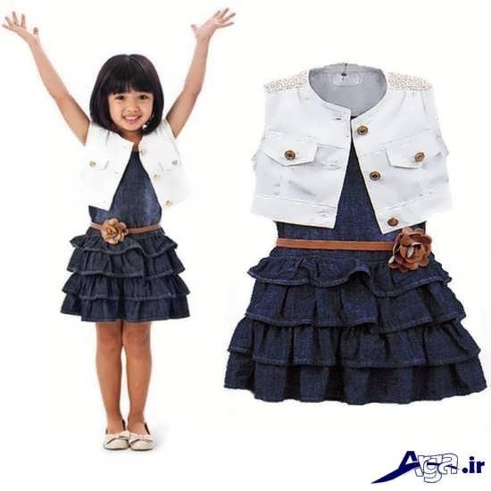 لباس مجلسی بچه گانه با طرح های متنوع و جدید