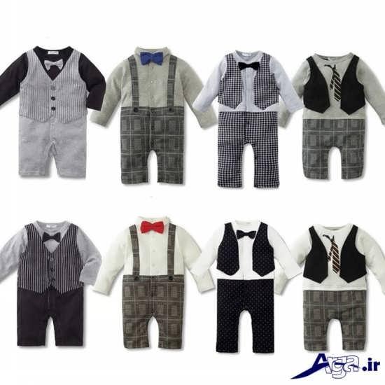 انواع مدل های متنوع لباس مجلسی بچه گانه
