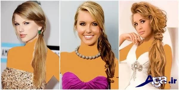 انواع مدل های زیبا و متنوع بستن موی بلند