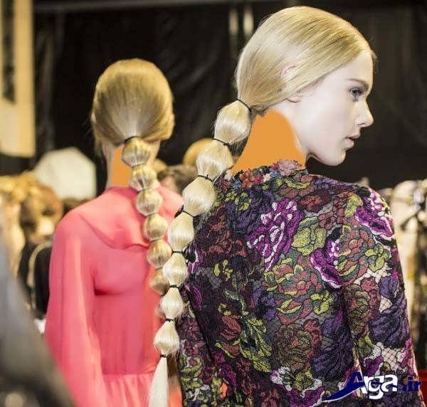 مدل های متنوع بستن مو دخترانه